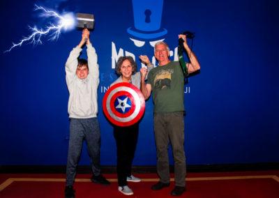 Superbohaterowie - międzypokoleniowa zabawa